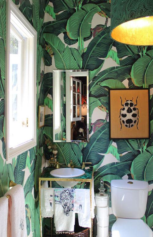 4.-palm-leaf-wallpaper